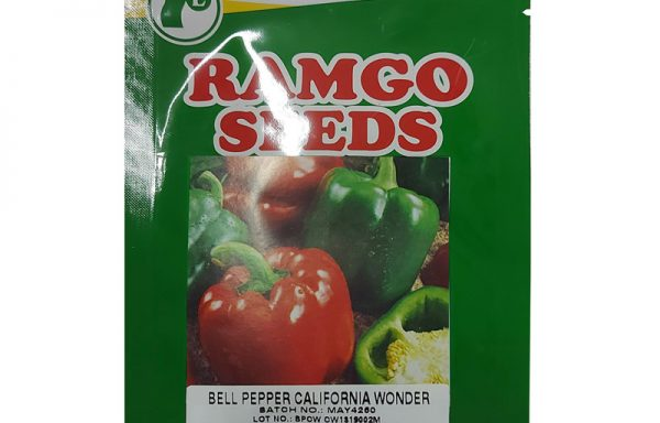 Bell Pepper California Wonder 4g