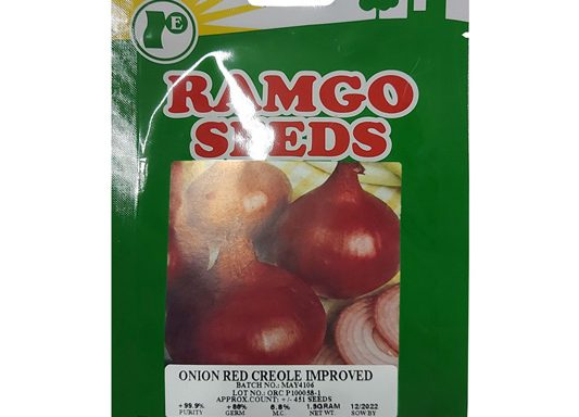 Onion Red Creole Improved 1.5g