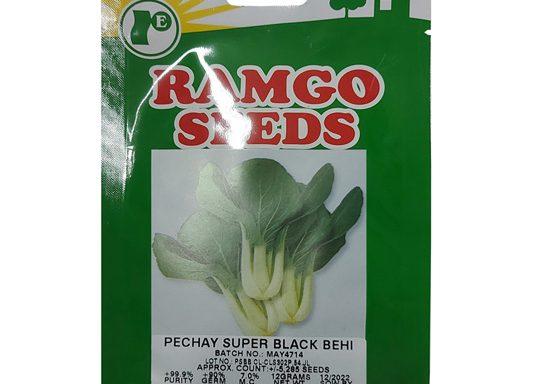 Pechay Super Black Behi 12g