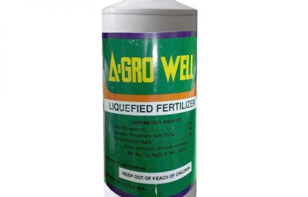 Agro Well Liquid Foliar Fertilizer