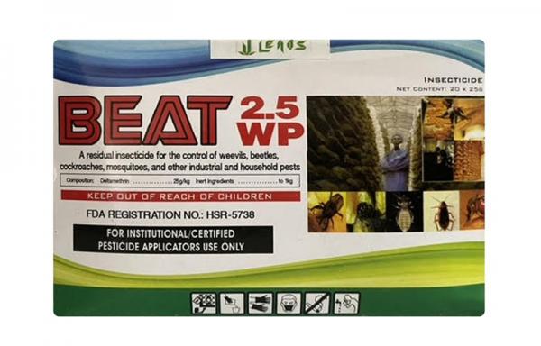 Beat 2.5WP 25g